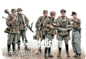35162 MasterBox 1/35 Let's stop them here! German Military Men, 1945