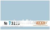 73168 Акан Серый (заводской образец цвета) основной - вокруг на самолётах: Суххой-27см Объём: 10 мл.
