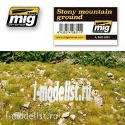 AMIG8351 Ammo Mig STONY MOUNTAIN GROUND (камениста горная земля)