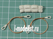 ER-3552 Eureka 1/35 ER-3552 Towing cables for T-44M