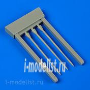 QB48 598 Quickboost 1/48 Конверсионный набор для Kfir C2/C7 pitot tube