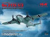 48272 ICM 1/48 Do 217 J-1/2, Германский ночной истребитель