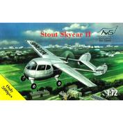 72040 Avis 1/72 Самолет Stout Skycar II