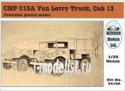 35102 Mirror Models 1/35  CMP C15A Van Lorry Truck