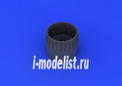 632043 Eduard 1/32 Дополнение к модели F-104 exhaust nozzle early