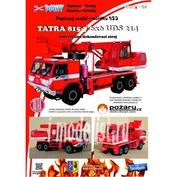 PMHTz-09 PMHT 1/53 Tatra 815-7 6x6 UDS214