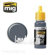 AMIG0228 Ammo Mig FS 35164 INTERMEDIATE BLUE (ANA 608)