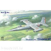 72-019 МикроМир 1/72 Самолёт SNCASO SO.9050