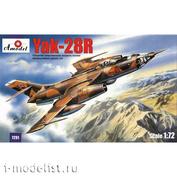 7291 Amodel 1/72 Самолет Яковлев Як-28Р