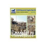 AB3569 Bronco 1/35 LED Search Light set B