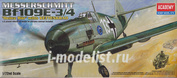 2214 Academy 1/72 Мессершмитт Bf-109E 3/4 с Kettenkrad
