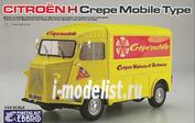 25010 Ebbro 1/24 Citroen H Crepe Mobile Type