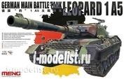 TS-015 Meng 1/35 GERMAN MAIN BATTLE TANK LEOPARD 1 A5