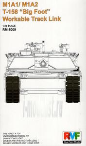 RM-5009 Rye Field Model 1/35 M1A1/M1A2 T-158