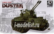 Af35192 Afvclub 1/35 M42A1 Duster (Early)