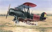 A064 Azur 1/72 Биплан Koolhoven FK-51