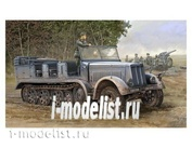 01514 Trumpeter 1/35 Немецкий 8-тонный транспортер Sd.Kfz.7