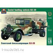 35035 ARK-models 1/35 Советский бензозаправщик БЗ-39