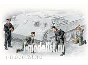 35211 ICM 1/35 German tank crew, 1943 - 1945