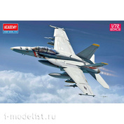 12567 Academy 1/72 Самолёт F/A-18F