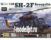 KH80122 KittyHawk 1/48 SH-2F Seasprite