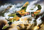 107 Um 1/72 Пикирующий бомбардировщик Пе-2 с установкой Вуб-1 (110 серия)