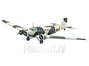 04843 Revell 1/144 Самолет Junkers Ju52/3m