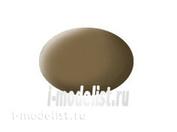 36182 Revell Aqua - ground brown matte paint
