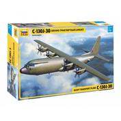 7324 Zvezda 1/72 American military transport aircraft C-130J-30