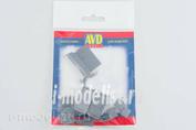 AVD143010702 AVD Models 1/43 Холодильник З&Л, 2 шт.