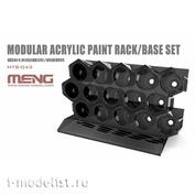 MTS-043 Meng Стенд для красок
