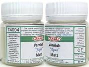 74004 (40) akan Matte lacquer