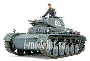 32570 Tamiya 1/48 Немецкий легкий танк Panzerkampfwagen Ii Ausf.A/B/C(Sd.Kfz.121) с одной фигурой (французская компания)