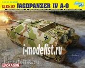 6843 Dragon 1/35 JAGDPANZER IV A-0