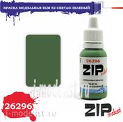 26296 ZIPMaket Краска модельная RLM 82 светло-зеленый