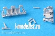 MTL-35013 MasterClub 1/35 Траки наборные железные  для Pz.Kpfw.IV - StuG III 43 - 45 гг с просечками на шпоре и гребне