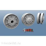 RS35009 Э.В.М. 1/35 Опорные катки для ИС-3М