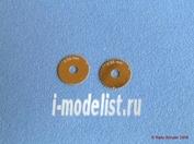 RB-T012 RB productions Инструмент 0.65 and 0.55 mm - optional extra wheels for Rivet-R MINI tool