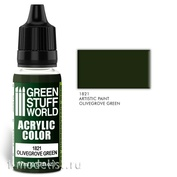 1821 Green Stuff World Акриловая краска цвет