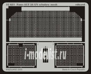 35621 Eduard 1/35 Фототравление для Faun SLT 56 UN window mesh