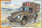 SA35005 Special Armour 1/35 7VW typ 83 Kastenwagen