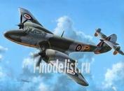 72574 MPM 1/72 Самолет Gloster Meteor Trent