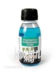 AMIG2021 Ammo Mig PHOTOETCH BURNISHING FLUID (Liquid for blackening of photo-etched parts)