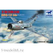 FB4013 Bronco 1/48 Scale Model MiG-15bis