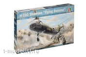 2733 Italeri 1/48 Вертолет  H-21C Shawnee Flying Banana