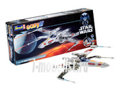 06656 Revell Star Wars X-wing Fighter (Luke Skywalker)