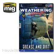 AMIG5215 Ammo Mig The Weathering Aircraft Issue 15. GREASE & DIRT (English)