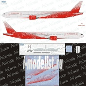 773-002 Ascensio 1/144 Boeing 777-300 (Rossiya new color)