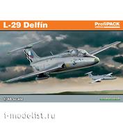 8099 Eduard 1/48 L-29 Дельфин
