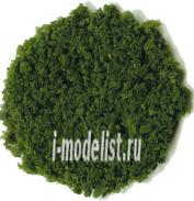 3387 Heki Материалы для диорам Модельный флок. Лиственный покров темно-зеленый, средний 200 мл